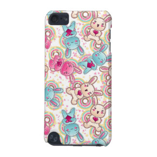 Kawaii Child Pattern with Cute Doodles iPod Touch 5G Case