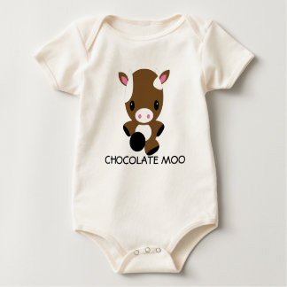 Kawaii chocolate cow t-shirt