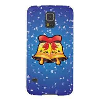 Kawaii Christmas Jingle Bells Samsung Galaxy S5 Galaxy S5 Covers