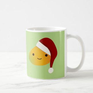 Kawaii Christmas Manog Coffee Mug