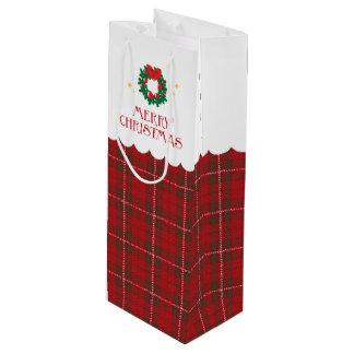 Kawaii Clara - Christmas Wine Gift Bag