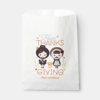 Kawaii Clara - Thanksgiving Favour Bags