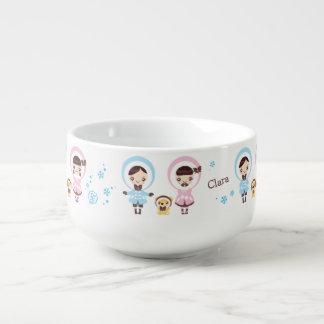 Kawaii Clara - Winter Soup Mug