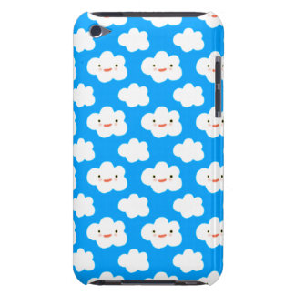 Kawaii Clouds iPod Case-Mate Cases