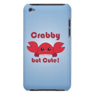 Kawaii Crabby but Cute iPod case