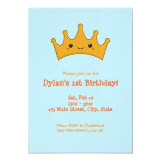 Kawaii Crown Card