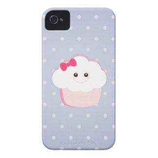 Kawaii Cupcake iPhone 4 Case-Mate Case