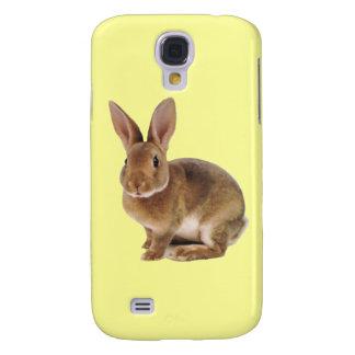 Kawaii Cute Bunny Rabbit Galaxy S4 Case