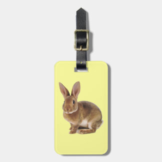 Kawaii Cute Bunny Rabbit Luggage Tag