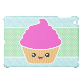 Kawaii Cute Cupcake Cover For The iPad Mini