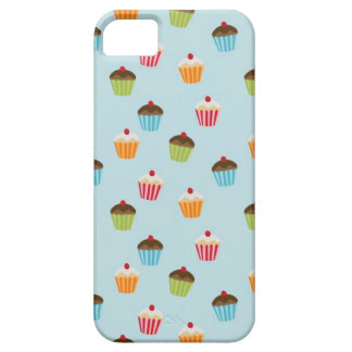 Kawaii cute girly cupcake cupcakes foodie pattern iPhone 5 cover