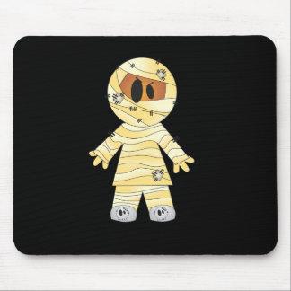 Kawaii Cute Mummy Halloween Mouse Pad