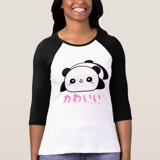 Kawaii (cute) Panda T-Shirt
