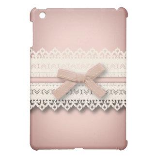 kawaii cute princess pink bow lace girly iPad mini case
