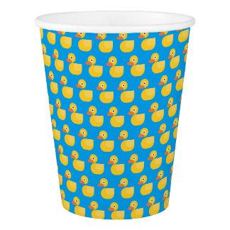 Kawaii Cute Rubber Ducky Paper Cup
