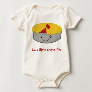 Kawaii Cutie Pie Baby Bodysuit