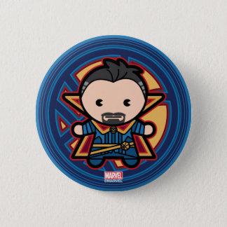 Kawaii Doctor Strange Emblem 6 Cm Round Badge