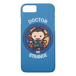 Kawaii Doctor Strange Emblem iPhone 8/7 Case