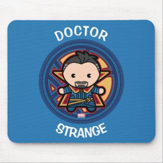 Kawaii Doctor Strange Emblem Mouse Mat