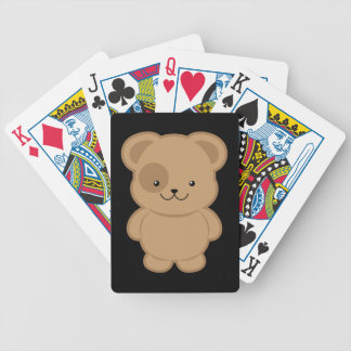 Kawaii Dog Bicycle Poker Cards