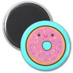 Kawaii Doughnut Magnet