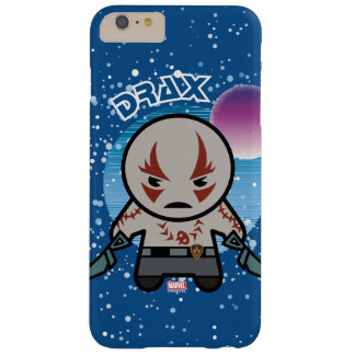 Kawaii Drax In Space Barely There iPhone 6 Plus Case