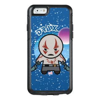 Kawaii Drax In Space OtterBox iPhone 6/6s Case