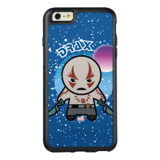 Kawaii Drax In Space OtterBox iPhone 6/6s Plus Case