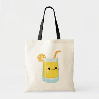Kawaii Drink Tote Bag