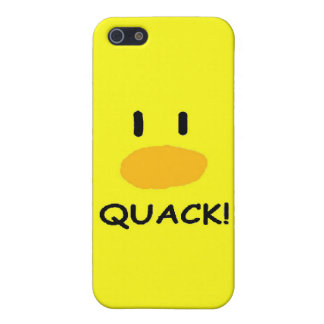 kawaii duck case for the iPhone 5