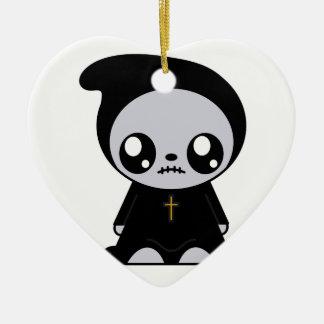 Kawaii Emo Christmas Ornaments