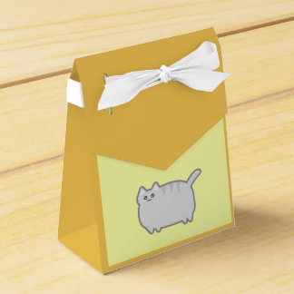 Kawaii Fat Cat Favour Box