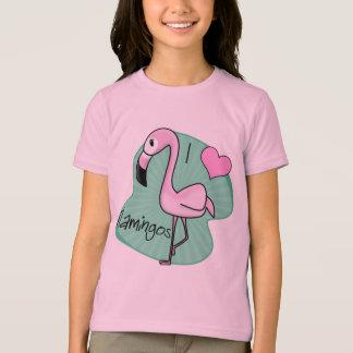 Kawaii Flamingo Child's T-Shirt