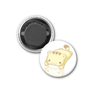 Kawaii Flop Cat Magnet
