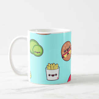 Kawaii Food Mug