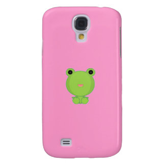 Kawaii Frog Hard Shell Case for iPhone 3G/3GS Galaxy S4 Cases