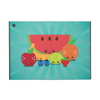 Kawaii Fruit Group iPad Mini Powis Case iPad Mini Covers