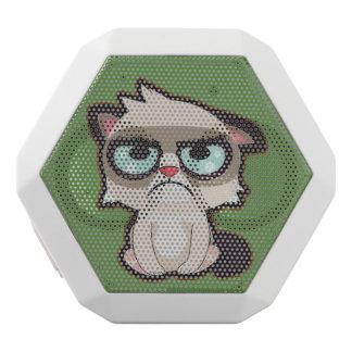 Kawaii, fun and funny grimmy cat boombot rex