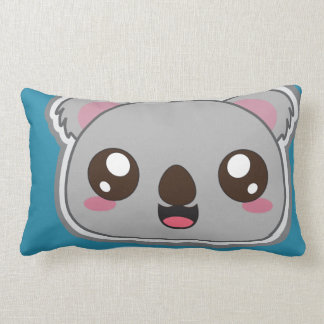 Kawaii, fun and funny koala throwpillow