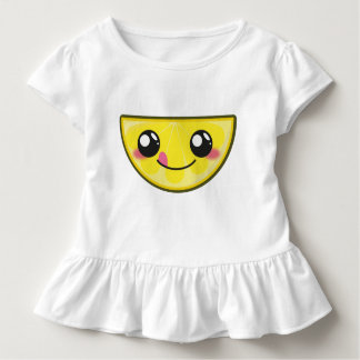 Kawaii, fun and funny lemon shirt