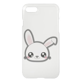 Kawaii funny bunny case for iphone7