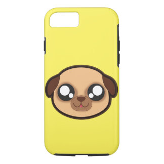 Kawaii funny dog case for iphone 7