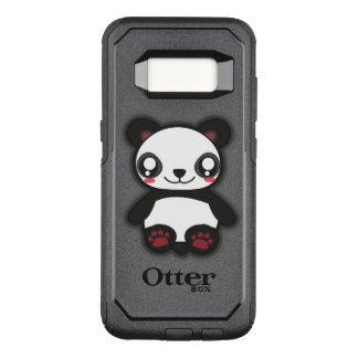 Kawaii funny panda otterbox case