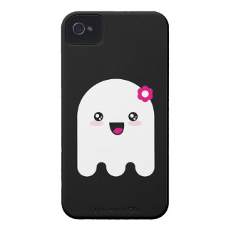 Kawaii ghost Case-Mate iPhone 4 cases