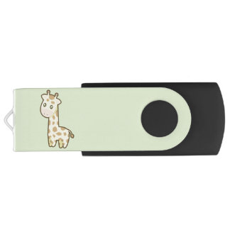 Kawaii Giraffe USB Flash Drive