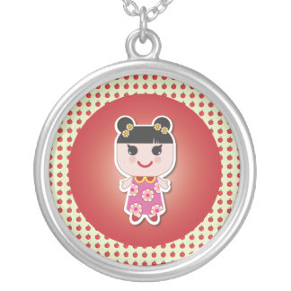 Kawaii Girl Cute Girl Pendant