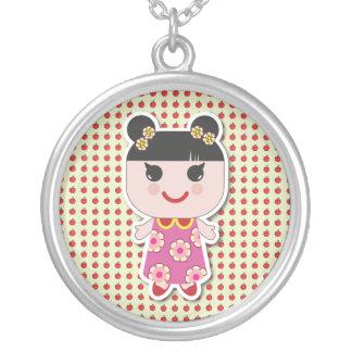 Kawaii Girl Cute Girl Pendants