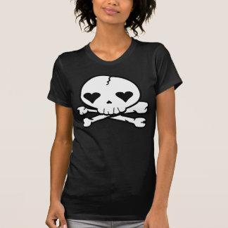 Kawaii Goth Skull Shirts