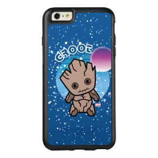 Kawaii Groot In Space OtterBox iPhone 6/6s Plus Case