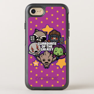 Kawaii Guardians of the Galaxy Star Graphic OtterBox Symmetry iPhone 8/7 Case